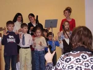 Pieseň detí